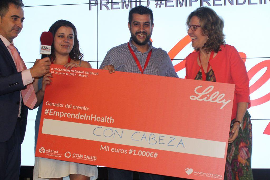 Premio Lilly #EmprendeInHealth