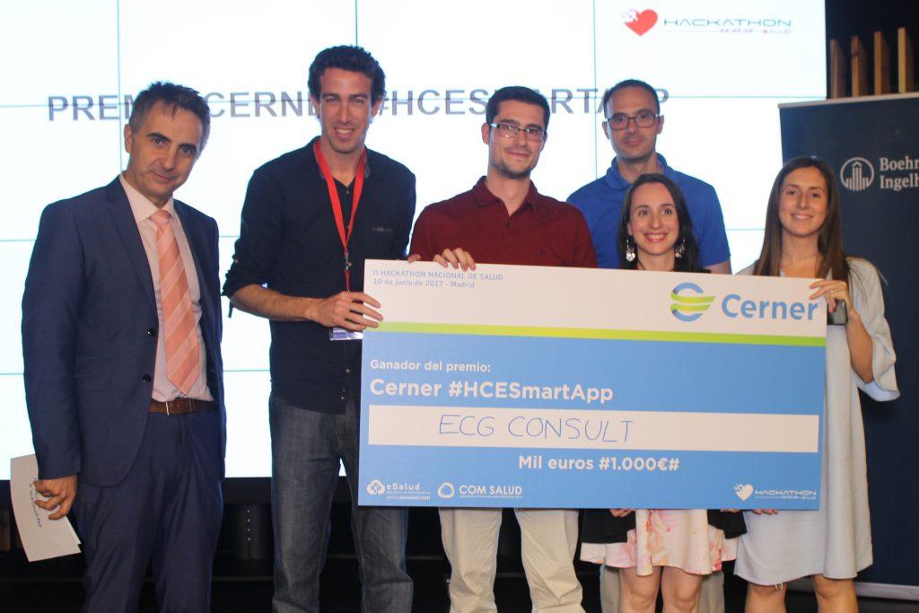 Premio Cerner #HCESmartApp