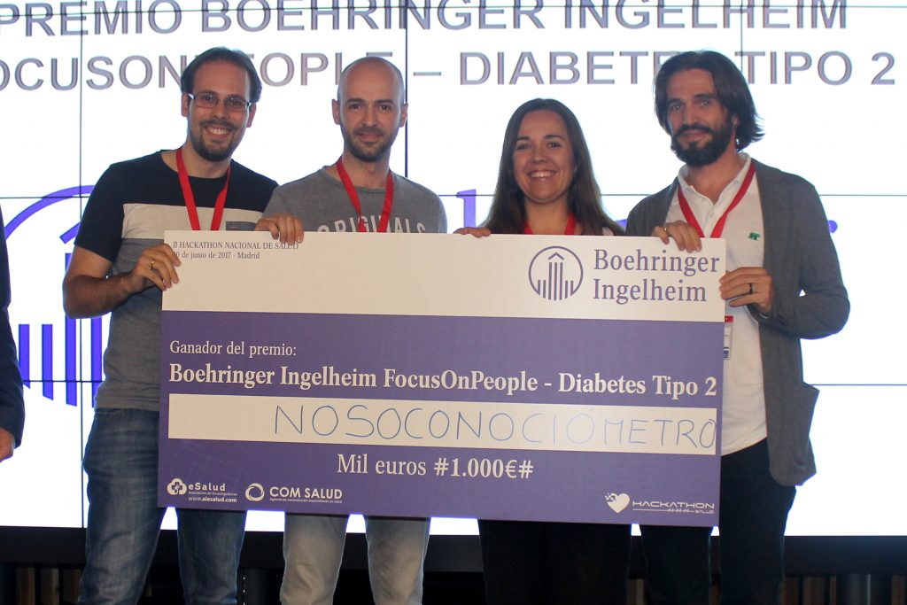 Premio Boehringer Ingelheim Focus On People - Diabetes Tipo 2