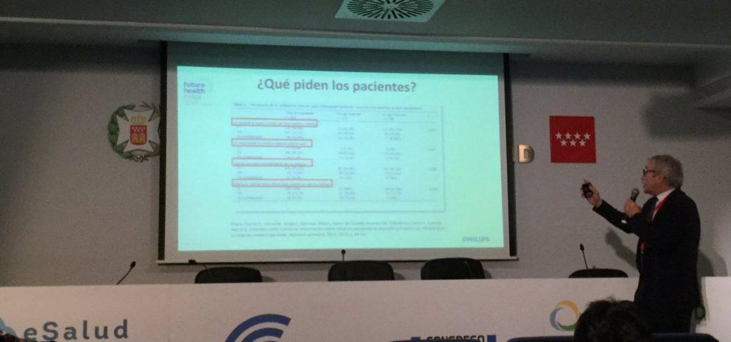 DoctorJoan Carles March de laEscuela Andaluza de Salud Pública
