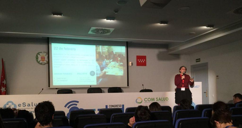 Carolina Rubio, directora de proyectos de Salud en Impact Hub Madrid.