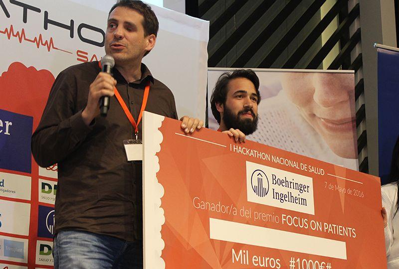 Boehringer Ingelheim patrocina dos premios en el Hackathon Salud 2017