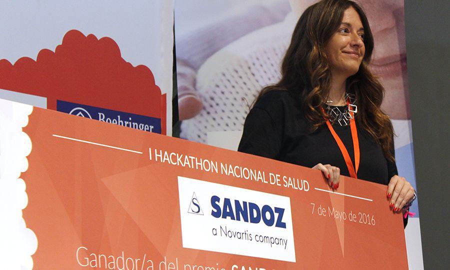 Hackathon Salud 2016 | SANDOZ Respitatorio