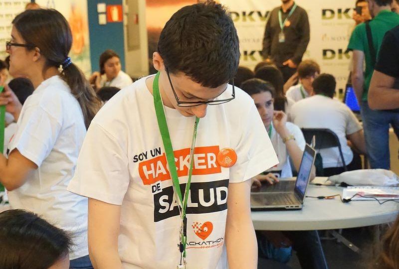 Hackathon Salud Junior | Videojuegos con niños