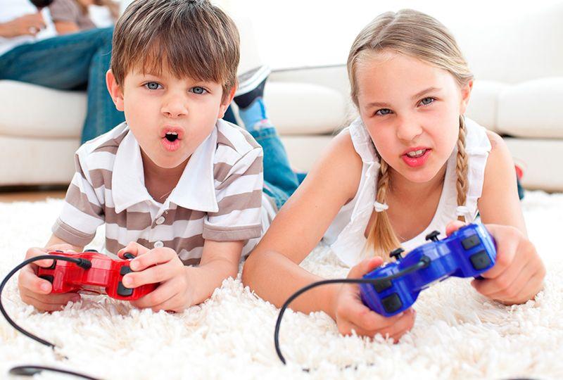 Videojuegos contra la obesidad infantil y el bullying