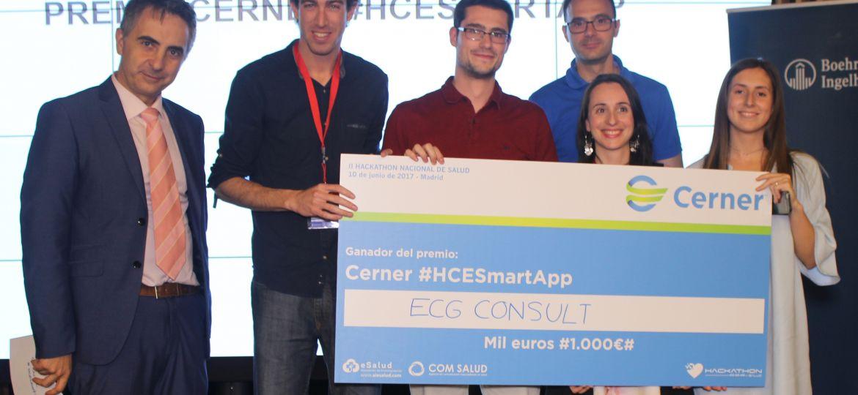 ECG Consult | Premios Hackathon Salud 2017