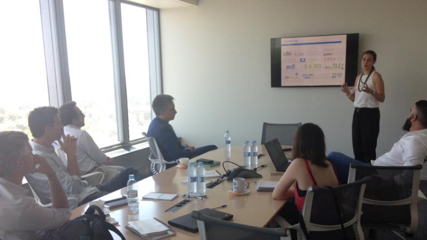 Cerner España recibe al equipo de ECG Consult